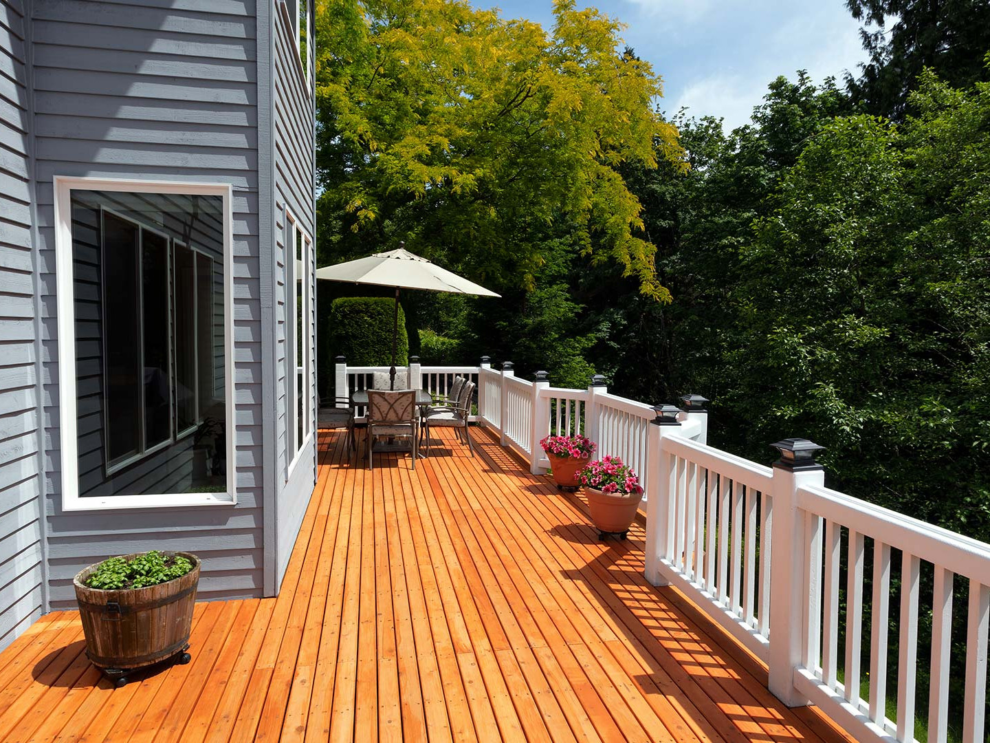 Breathe new life into your old deck